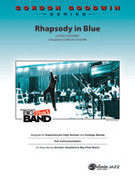 Cover icon of Rhapsody in Blue sheet music for jazz band (full score) by George Gershwin, Billy Strayhorn and David Berger, intermediate