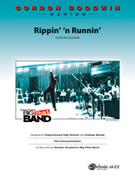 Cover icon of Rippin' 'n Runnin' sheet music for jazz band (full score) by Gordon Goodwin