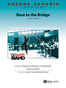Cover icon of Race to the Bridge (COMPLETE) sheet music for jazz band by Gordon Goodwin, intermediate