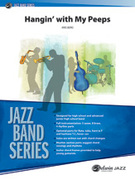 Cover icon of Hangin' with My Peeps sheet music for jazz band (full score) by Kris Berg, intermediate skill level