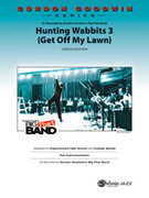 Cover icon of Hunting Wabbits 3 sheet music for jazz band (full score) by Gordon Goodwin, intermediate
