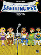 Cover icon of The 25Th Annual Putnam County Spelling Bee sheet music for piano, voice or other instruments by William Finn