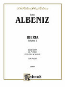 Cover icon of Iberia, Volume I (COMPLETE) sheet music for piano solo by Isaac Albeniz and Isaac Albeniz