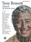 Cover icon of I Wanna Be Around sheet music for piano, voice or other instruments by Tony Bennett with Bono