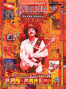 Cover icon of Wishing It Was sheet music for guitar solo (authentic tablature) by Carlos Santana