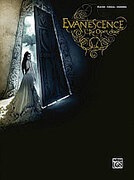 Cover icon of Lose Control sheet music for piano, voice or other instruments by Evanescence