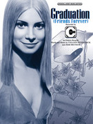 Cover icon of Graduation (Friends Forever) sheet music for piano, voice or other instruments by Vitamin C, easy/intermediate