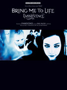 Cover icon of Bring Me to Life sheet music for piano, voice or other instruments by Evanescence and Paul McCoy