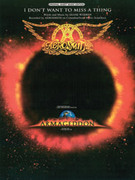 Cover icon of I Don't Want to Miss a Thing (from Armageddon) sheet music for piano, voice or other instruments by Aerosmith