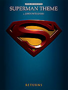 Cover icon of Superman Theme sheet music for piano, voice or other instruments by John Williams