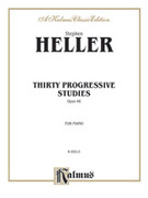Cover icon of Studies, Op. 46 (COMPLETE) sheet music for piano solo by Stephen Heller
