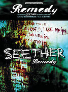 Cover icon of Remedy sheet music for piano, voice or other instruments by Seether, easy/intermediate