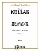 Cover icon of School of Octave-Playing, Volume II (COMPLETE) sheet music for piano solo by Theodor Kullak
