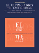 Cover icon of El Ultimo Adios (The Last Goodbye) sheet music for piano, voice or other instruments by emilio estefan