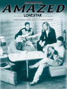 Cover icon of Amazed sheet music for piano, voice or other instruments by Lonestar