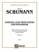 Cover icon of Carnival Jest from Vienna, Op. 26 (COMPLETE) sheet music for piano solo by Robert Schumann
