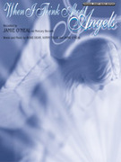 Cover icon of When I Think About Angels sheet music for piano, voice or other instruments by Jamie O'Neal, easy/intermediate skill level