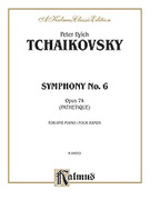 Cover icon of Symphony No. 6 in B Minor, Op. 74