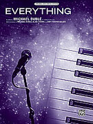 Cover icon of Everything sheet music for piano, voice or other instruments by Michael Buble