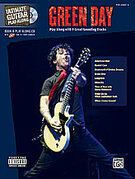 Cover icon of Basket Case sheet music for guitar solo (tablature) by Green Day and Billie Joe