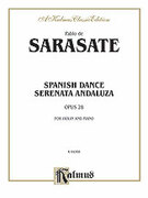 Cover icon of Spanish Dance, Op. 28 (COMPLETE) sheet music for violin and piano by Pablo de Sarasate, classical score, intermediate violin