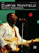 Cover icon of Superfly sheet music for guitar solo (authentic tablature) by Curtis Mayfield