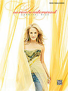 Cover icon of I Know You Won't sheet music for piano, voice or other instruments by Carrie Underwood, easy/intermediate