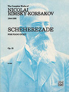 Cover icon of Scheherazade (COMPLETE) sheet music for piano four hands by Nikolai Rimsky-Korsakov and Nikolai Rimsky-Korsakov
