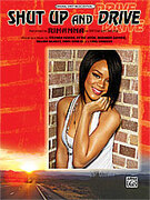 Cover icon of Shut Up and Drive sheet music for piano, voice or other instruments by Rihanna, easy/intermediate