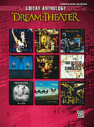 Cover icon of Voices sheet music for guitar solo (authentic tablature) by Dream Theater, easy/intermediate guitar (authentic tablature)