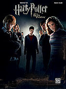 Cover icon of Flight of the Order of the Phoenix sheet music for piano solo by Nicholas Hooper, intermediate skill level