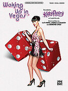 Cover icon of Waking Up in Vegas sheet music for piano, voice or other instruments by Katy Perry and Andreas Carlsson, easy/intermediate