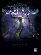 Cover icon of I Tamper With the Evidence at the Murder Site of Odin sheet music for guitar solo (authentic tablature) by Brendon Small and Dethklok