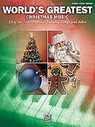 Cover icon of All I Want for Christmas is You (A Christmas Love Song) sheet music for piano, voice or other instruments by Johnny Mandel