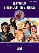 Cover icon of She's a Rainbow sheet music for ukulele (tablature) by Mick Jagger and The Rolling Stones, easy/intermediate skill level