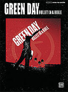 Cover icon of Hitchin' A Ride  (Live Version) sheet music for guitar solo (authentic tablature) by Billie Joe and Green Day, easy/intermediate guitar (authentic tablature)