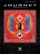 Cover icon of Lights sheet music for guitar solo (authentic tablature) by Neal Schon, Journey and Steve Perry