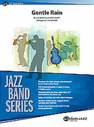 Cover icon of Gentle Rain sheet music for jazz band (full score) by Luiz Bonfa