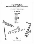 Cover icon of Startin' to Rain (COMPLETE) sheet music for Choral Pax by Vicki Tucker Courtney and Herb Frombach, easy/intermediate