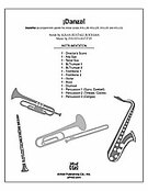 Cover icon of ¡Danza! (COMPLETE) sheet music for Choral Pax by David Lanz, Susan Bentall Boersma and David Lanz, easy/intermediate
