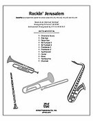 Cover icon of Rockin' Jerusalem (COMPLETE) sheet music for Choral Pax by Anonymous and Donald Moore, easy/intermediate