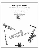 Cover icon of Pick Up the Pieces sheet music for Choral Pax (full score) by Roger Ball, easy/intermediate skill level