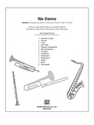 Cover icon of We Dance sheet music for Choral Pax (full score) by Stephen Flaherty, Lynn Ahrens and Andy Beck