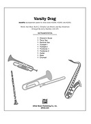 Cover icon of The Varsity Drag sheet music for Choral Pax (full score) by Buddy DeSylva, Buddy DeSylva, Lew Brown, Ray Henderson and Larry Shackley