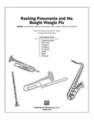 Cover icon of Rocking Pneumonia and the Boogie Woogie Flu sheet music for Choral Pax (full score) by Heuy P. Smith and Kirby Shaw