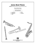 Cover icon of James Bond Theme (COMPLETE) sheet music for Choral Pax by Monty Norman and Jay Althouse, easy/intermediate skill level
