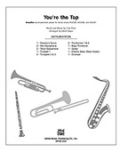 Cover icon of You're the Top (COMPLETE) sheet music for Choral Pax by Cole Porter and Mark Hayes