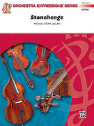 Cover icon of Stonehenge sheet music for string orchestra (full score) by Michael Story, easy