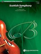 Cover icon of Scottish Symphony sheet music for string orchestra (full score) by Felix Mendelssohn-Bartholdy and Felix Mendelssohn-Bartholdy, classical score, intermediate skill level