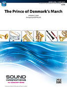 Cover icon of The Prince of Denmark's March sheet music for concert band (full score) by Jeremiah Clarke, classical score, beginner skill level